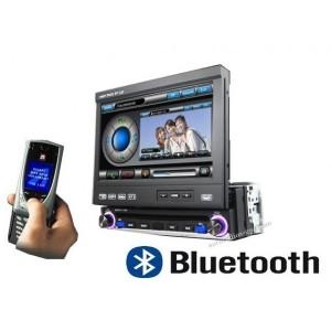 autoradio connexion bluetooth transfert musique falsh disk iphone ipod. Black Bedroom Furniture Sets. Home Design Ideas